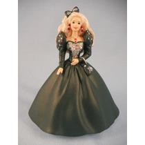 Barbie Figura Holiday 1991 Collector Hallmark
