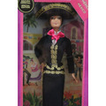 Barbie Collector Mexico Mariachi Dolls Of The World 2014