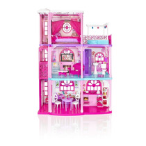 Casa Para Muñecas Barbie 3-story Dream Townhouse
