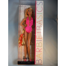 Barbie Basic Traje De Baño Rosa Black Label