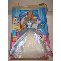Barbie Bella Durmiente Original 1998 Mattel.