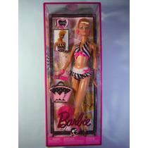 Barbie 50 Aniversario Traje De Baño Collector Repro