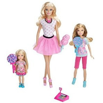 Barbie Hermanas Candy Shop Playset