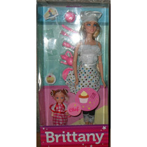 Barbie Britany Chef