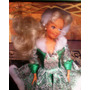 Holiday Treasure Hermosa Muneca Con Vestuario De Lujo