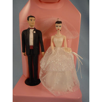 Barbie Figura Barbie And Ken Wedding Collector Hallmark