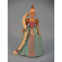 Barbie Figura Rapunzel Collector Hallmark