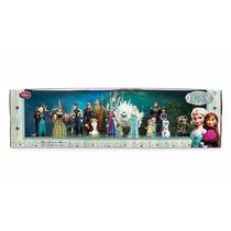Disney Store Frozen Set De 20 Figuras Playset En Oferta
