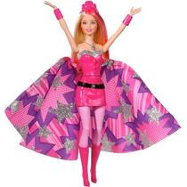 Oferta Barbie Super Princesa Superhero Modern Fairytale