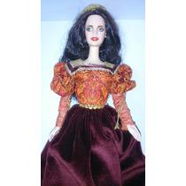 Barbie Princesa Del Mundo Imperio Portugués