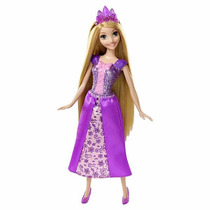Rapunzel Brillante Mattel