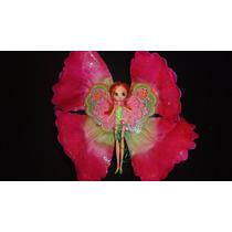 Barbie Hadas Pulgarcita Muñeca Chrysella Colec