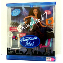 Barbie American Idol Tori 2 Cambios Ropa Zapatos Louvre67