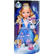 Cenicienta Princesa Disney Magical Wand Luces, Musica, Habla
