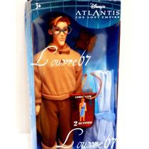 Disney Milo Atlantis El Imperio Perdido Tipo Ken Louvre67