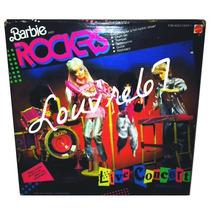Barbie Y Los Rockers Set Instrumentos Musicales 1986 Nuevo