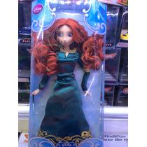 Muñeca Princesas De Colección Disney Store Mérida