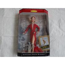 Barbie Marilyn Monroe Vestido Rojo
