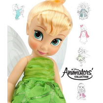 Muñeca Princesas Animators Colección Disney Tinker Bell