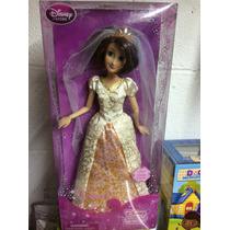 Muñeca Princesas De Colección Disney Rapunzel