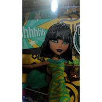 Barbie Montser High Cleo De Nilo Nueva Mattel Hija De Momia