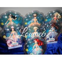 Disney La Sirenita Ariel Y Sus Hermanas Precio Individual