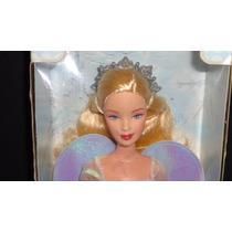 Barbie Angel Model Muñeca Holiday Angel De Coleccion Mattel