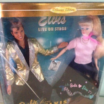 Barbie Nostalgia Elvis Presley No Lili Ledy Barbie Antigua