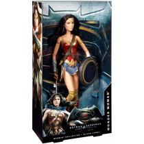 Barbie Collector Batman Vs Supeman Wonder Woman Mattel