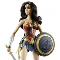 Barbie Wonder Woman Edición Black Label De Coleccion