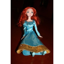 Barbie Merida, Valiente De Disney Original