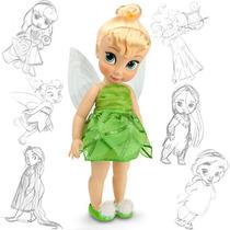 Campanita Muñeca Animators Disney Coleccion Tinker Bell