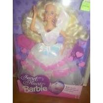 Barbie Secret Heart Nueva En Caja