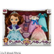 Set Especial Princesita Sofia The Firts Wardrobe Disney