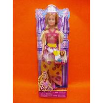 Barbie Princesa Rosa Original Nueva Magic Clip Sin Abrir !
