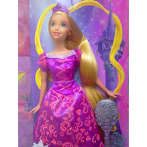 Princesa Rapunzel De Enredados