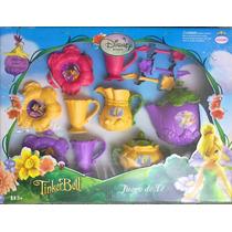 Disney Tinker Bell Juego De Te