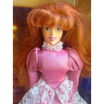 La Sirenita Muneca De Princesa Ariel