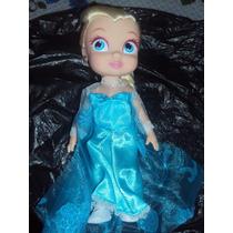 Princesas Disney Elsa D Frozen Una Aventura Congelada
