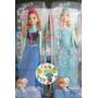 Anna Y Elsa Barbie. Disney Mattel. Super Pack