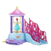 Disney Princess Agua Palacio Baño Playset