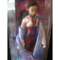 Barbie Princesa Mulan