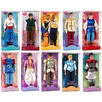 Disney Store 10 Disney Princess 12 Toy Doll Classic Collect