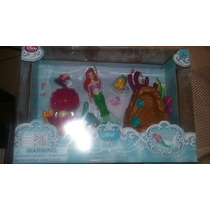 Ariel Sirenita Que Nada Realmente Disney Store Nueva Caja