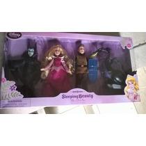 Estuche De Mini Muñecas De La Bella Durmiente Disney Store