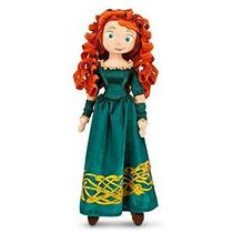 Disney Brave Princesa Merida Suave Felpa Muñeca - Brave - Me
