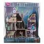 Disney Store Frozen Castillo D Lujo Arendelle C/figuras 2015