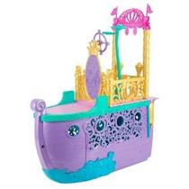 De Disney Princess Ariel Royal Ship Playset