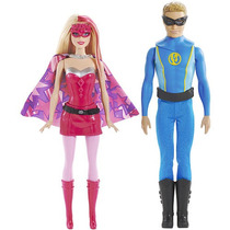 Barbie En Princesa Power 2 Doll Gift Set