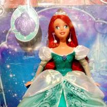 Muñeca Sirenita Ariel Edicion Especial De Coleccion